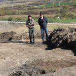 Középkori kolostor maradványaira bukkantak Szilágynagyfaluban